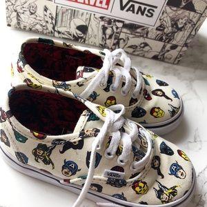 Vans x Marvel Toddler Shoes